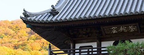 Touring Venerable Temples of Soto Zen Buddhism in Japan Plan