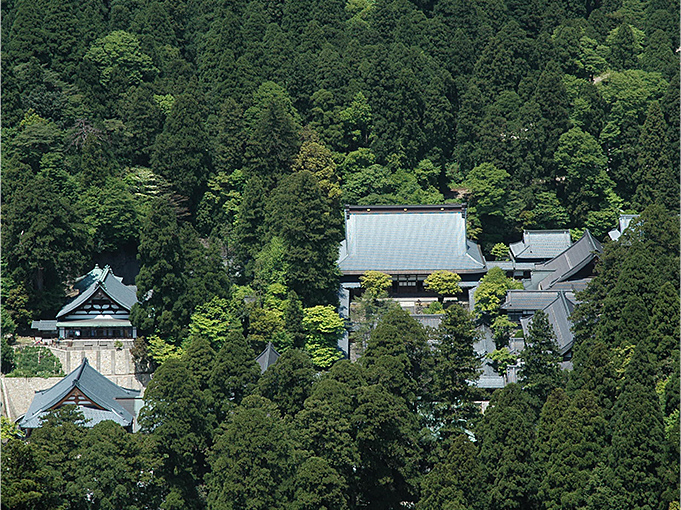 General View of the Eiheiji